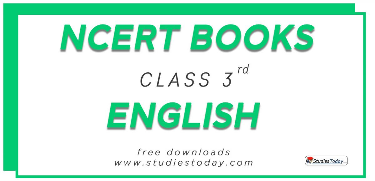 NCERT Book for Class 3 English