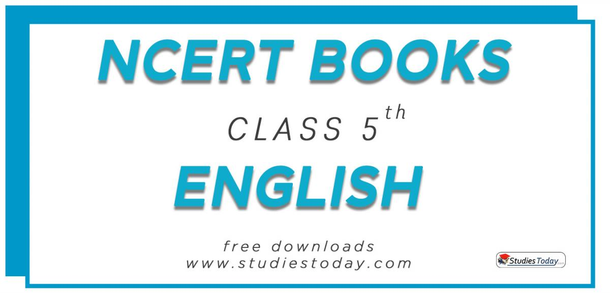 NCERT Book for Class 5 English
