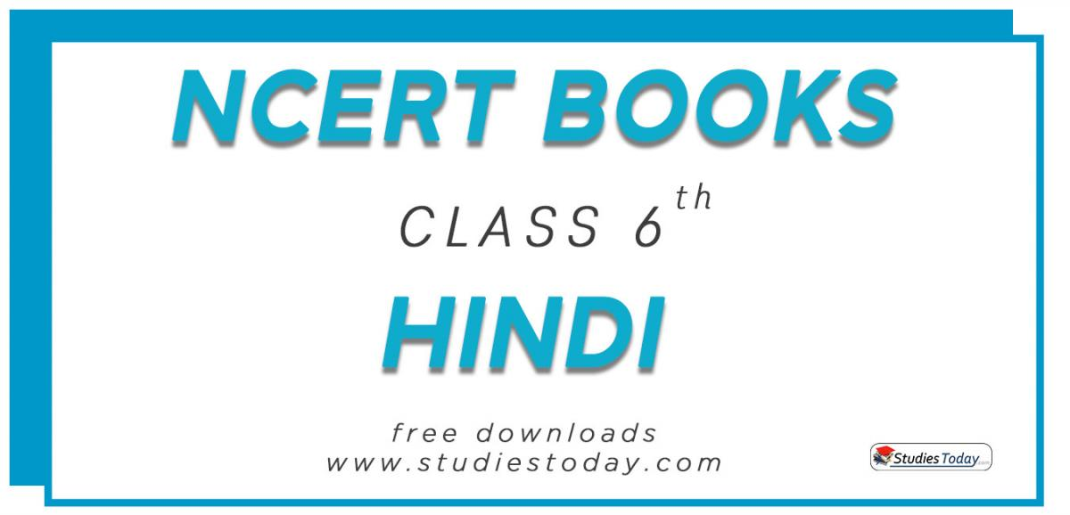 NCERT Book for Class 6 Hindi
