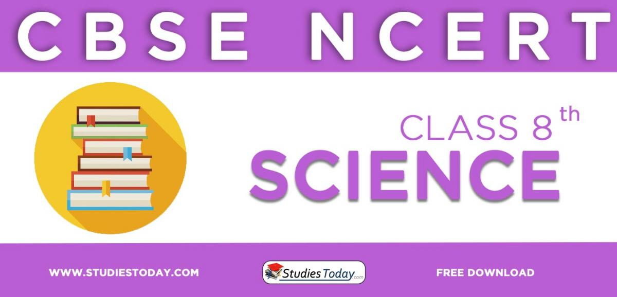 NCERT Book for Class 8 Science