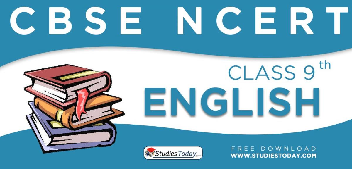 NCERT Book for Class 9 English