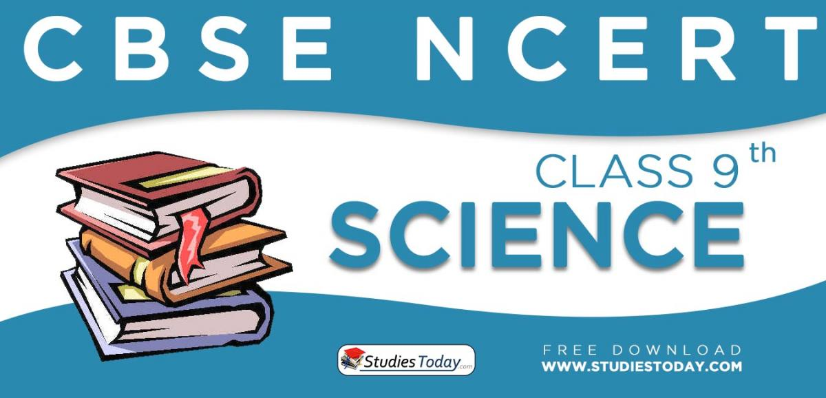 NCERT Book for Class 9 Science