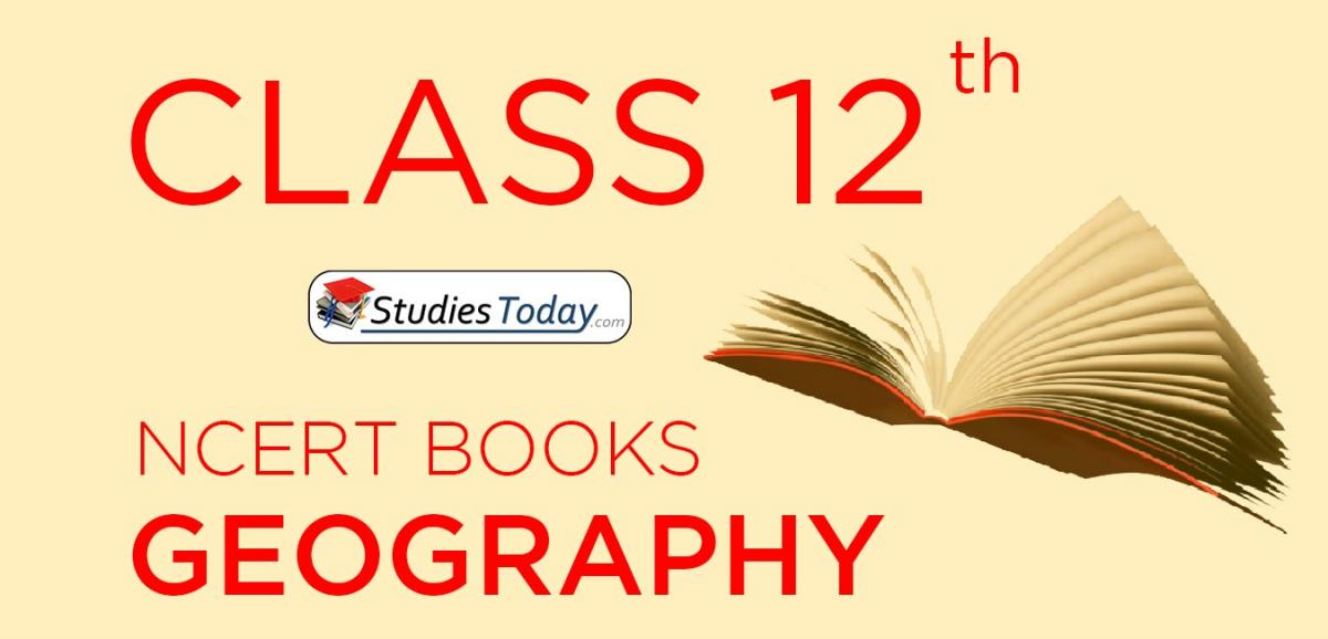 NCERT Books for Class 12 Geography