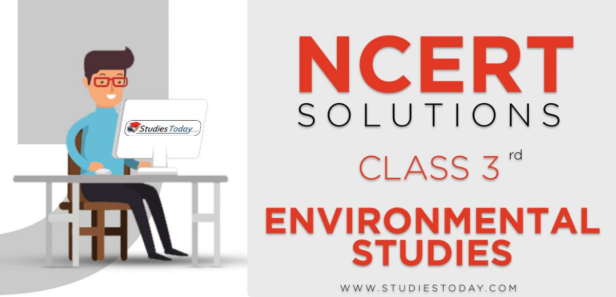 NCERT Solutions for Class 3 Environmental Studies