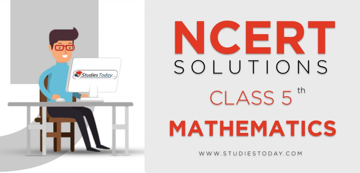 NCERT Solutions for Class 5 Mathematics