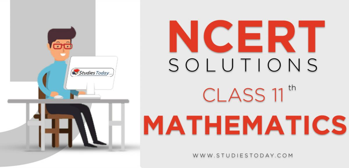 NCERT Solutions for Class 11 Mathematics