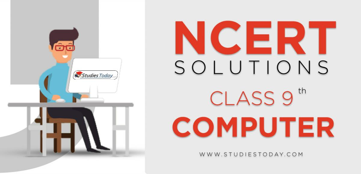 NCERT Solutions for Class 10 Computer Science
