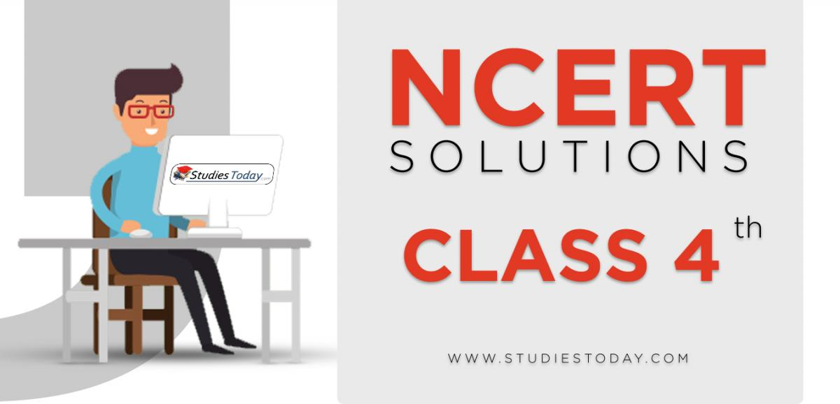NCERT Solutions for class 4