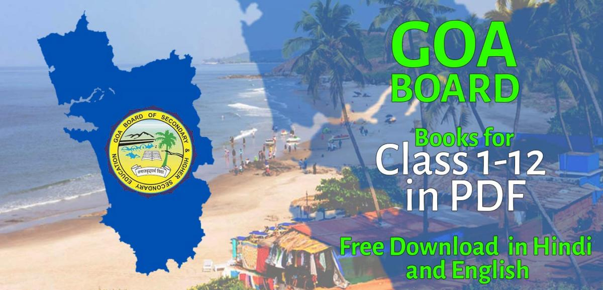 Goa Board Books and Solutions