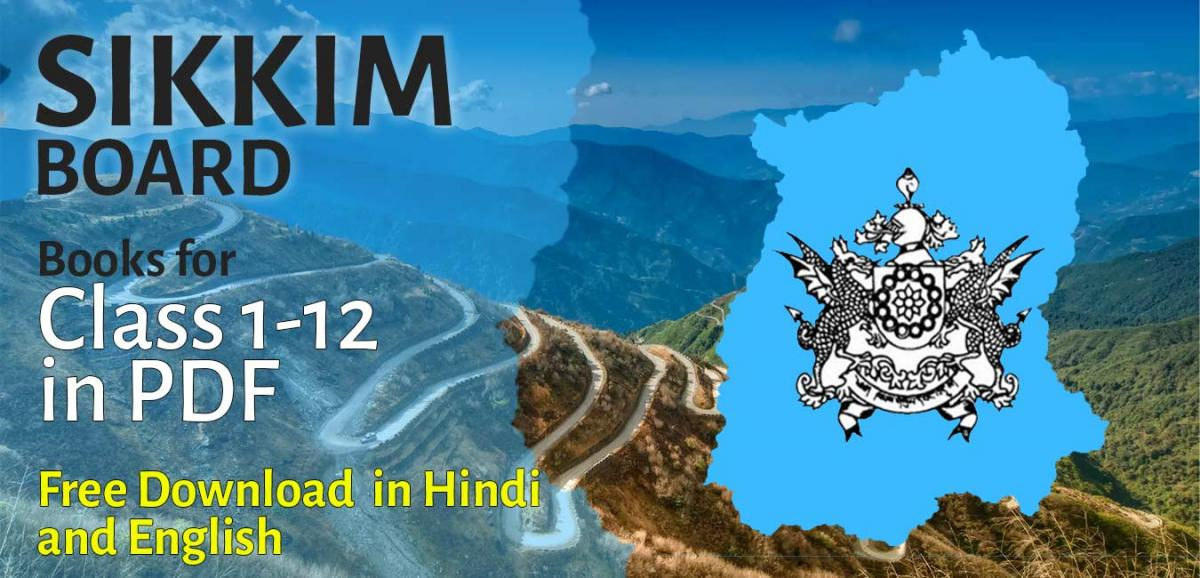 Sikkim Board Books and Solutions