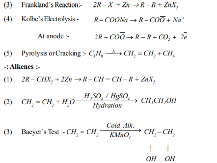 NEET UG Chemistry Hydrocarbons, Multiple Choice Questions