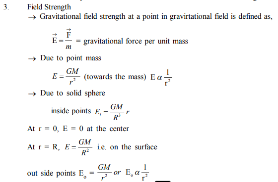 NEET UG Physics Gravitational MCQs, Multiple Choice