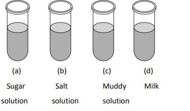 CBSE Class 9 Chemistry MCQs, Multiple Choice Questions for
