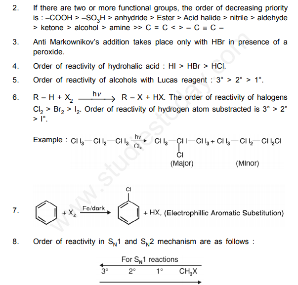 CBSE Class 12 Chemistry Organic Chemistry Questions