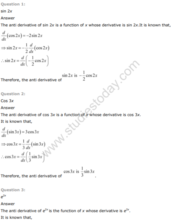 class_12_Maths_Solution_11