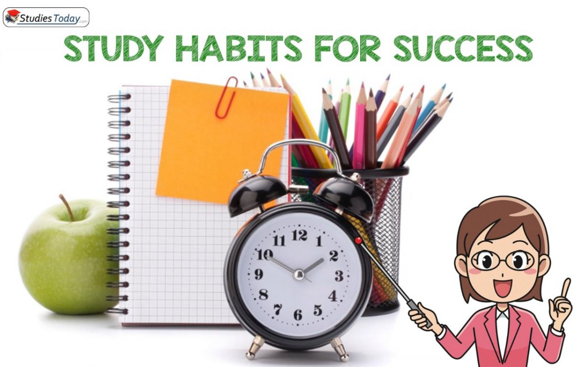 TIPS: Study habits for success