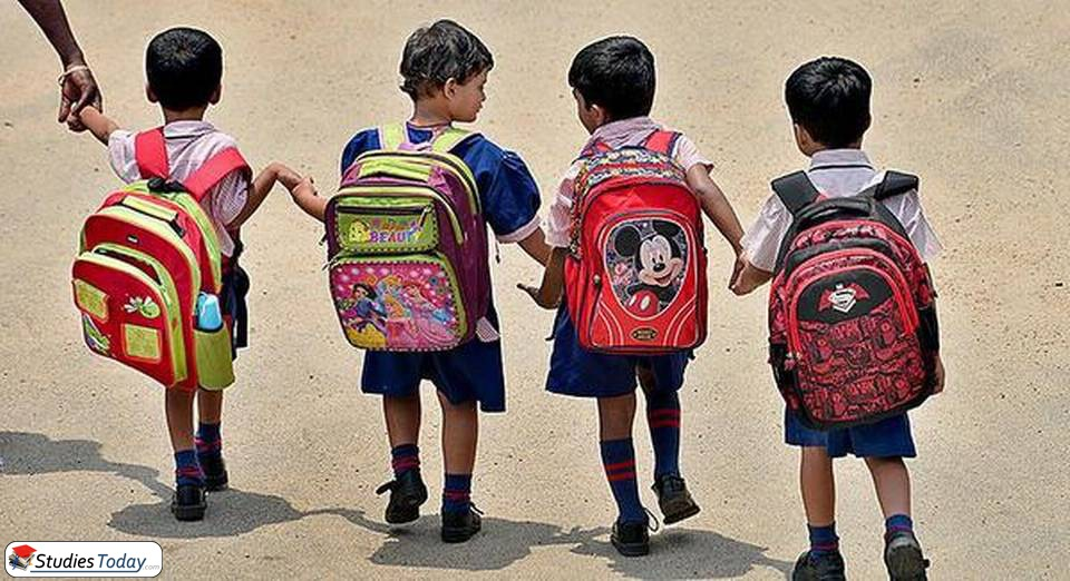 Reducing weight of school bags