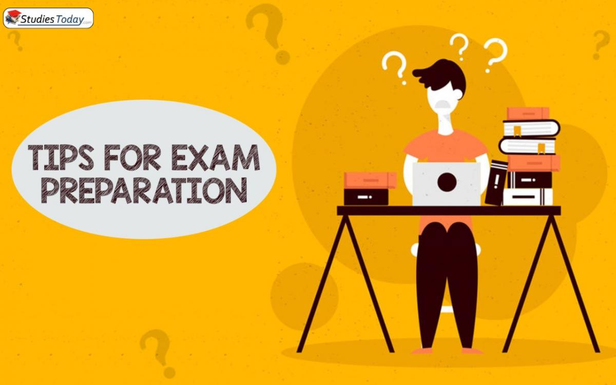 TIPS FOR EXAM PREPARATION