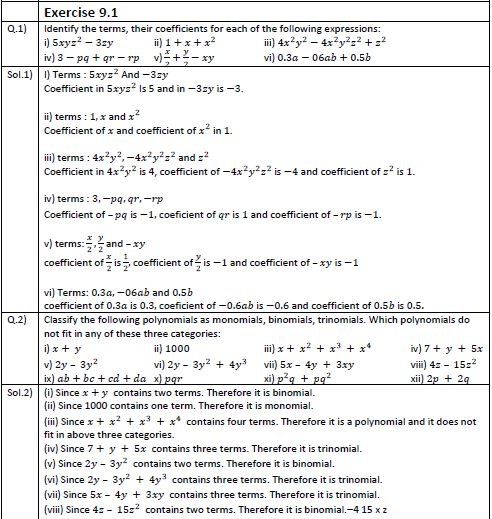 NCERT Solutions