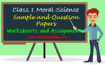 class_1_moral_science_questions_cbse_book_sample_papers