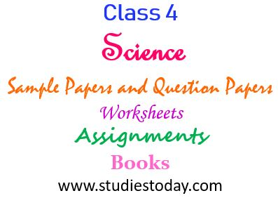 class_4_science_questions_cbse_book_sample_papers