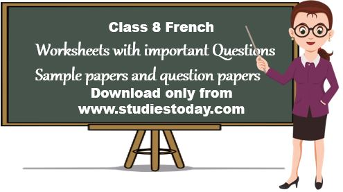 class_8_french_questions_syllabus